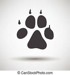 道, 犬, アイコン