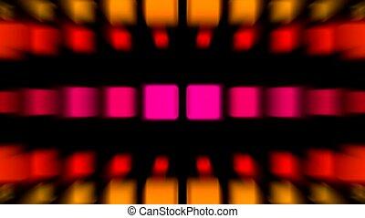 color block,light rays,computer web