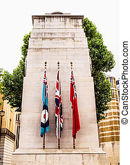The Cenotaph London HDR - High dynamic range HDR Cenotaph to...