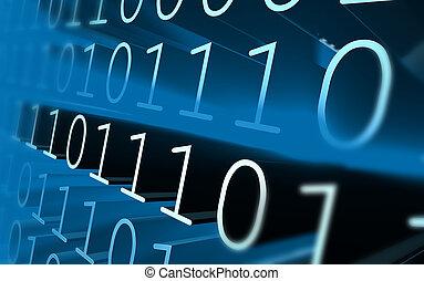 binärer,  Code