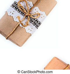 Design with gift box