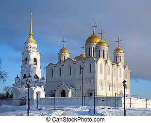 Cathedral of the Assumption at Vladimir