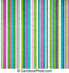 Striped background - striped background in blue, green,...
