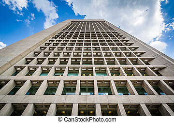177 Huntington Avenue at the Christian Science Plaza, in...