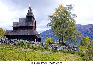 Urnes Stavkirke, Norway