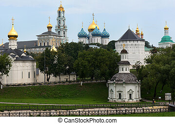 The Holy Trinity-St Sergius Lavra