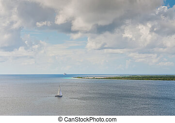 Klein Bonaire is a small uninhabited islet off the west...