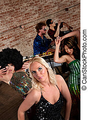黨,  1970s, 音樂, 迪斯科