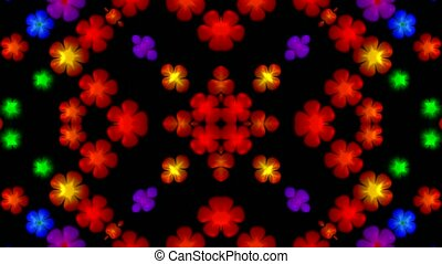 flower pattern,wedding background