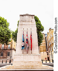 The Cenotaph, London HDR - High dynamic range HDR Cenotaph...