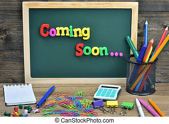 Coming soon word on school board