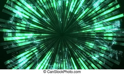 Rays for backgrounds - Electric rays background with...