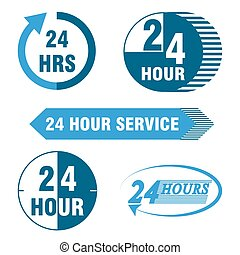 24 hours service