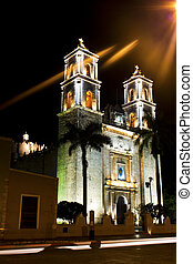 Cathedral in Valladolid - Cathedral of San Gervasio in...