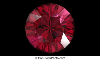 Ruby diamond five star rotation loop