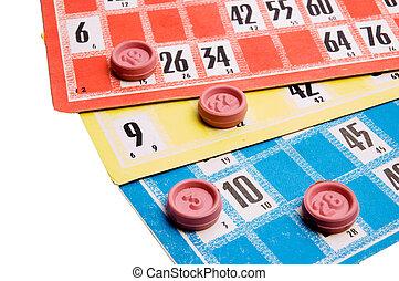 lotto is logic gambling  boardgame