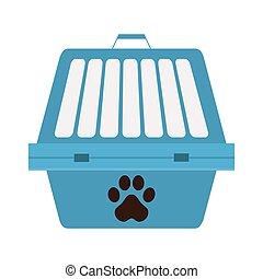 pet first aid kit icon