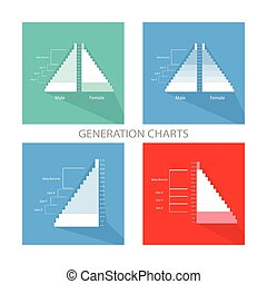 24908 Pyramid Chart - Population and Demography,...