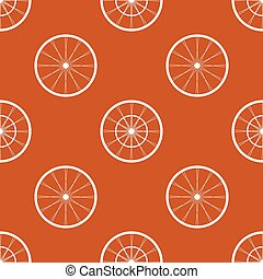 Bicycle wheels background