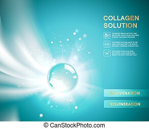 Regenerate cream design. - Regenerate cream design and...