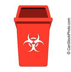 garbage waste recycle icon vector illustration design