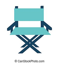 chair director production film icon