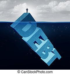 Hidden Debt - Hidden debt business and unknown financial...