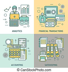 Finances And Accounting Concept