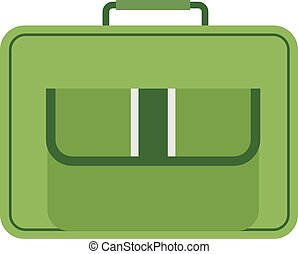 Business case vector illustration - Briefcase business bag...