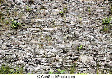 background texture of an ancient wall