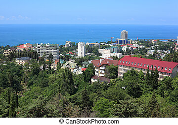 view on Sochi