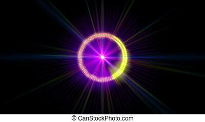 pulse stars ray