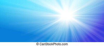 streaming sunlight illustration