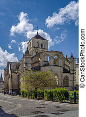 Church of St. Savior, Caen, France - The Church of St....