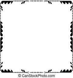 Decorative Border Frame