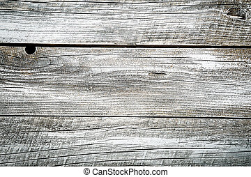 Vintage white painted wood texture.