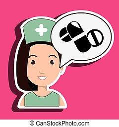 nurse medical services health