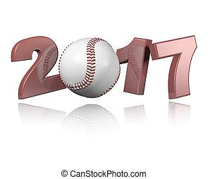 Baseball 2017 design
