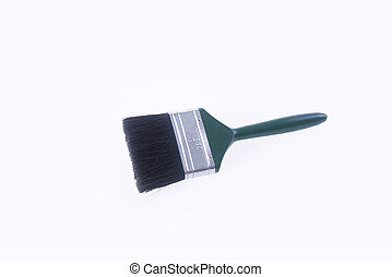 paint brush on a background.