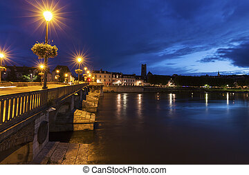 Bridge in Auxerre