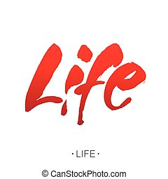life_lettering_template