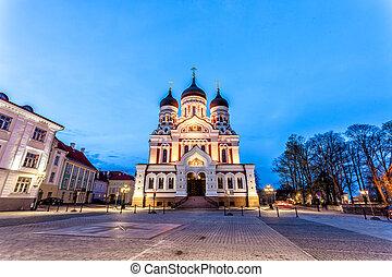 Alexander Nevsky Cathedral, Tallinn - Alexander Nevsky...