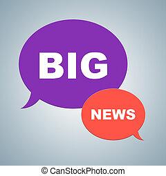 Big News Indicates Social Media And Consequential - Big News...