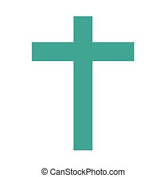 cross christian religion icon