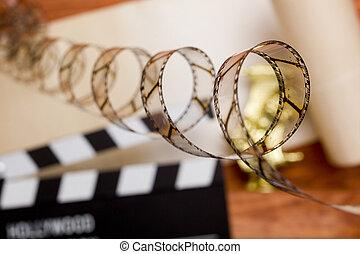badajo, Película, película, Plano de fondo