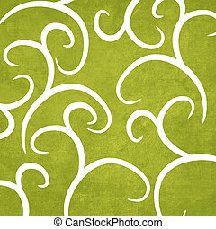 Happiness Collection Swirls Pattern Texture Background