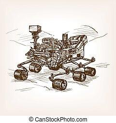 curiosity mars rover clip art - photo #38