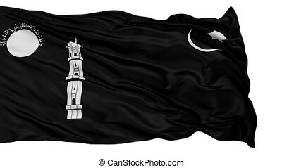 Liwa e Ahmadiyya Religious Isolated Waving Flag - Liwa e...