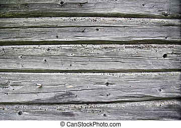 Fence weathered wood background