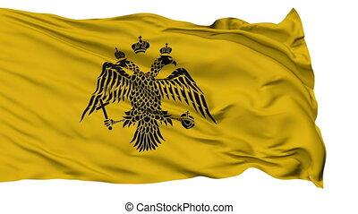 Patriarch of Constantinople Religious Isolated Waving Flag -...